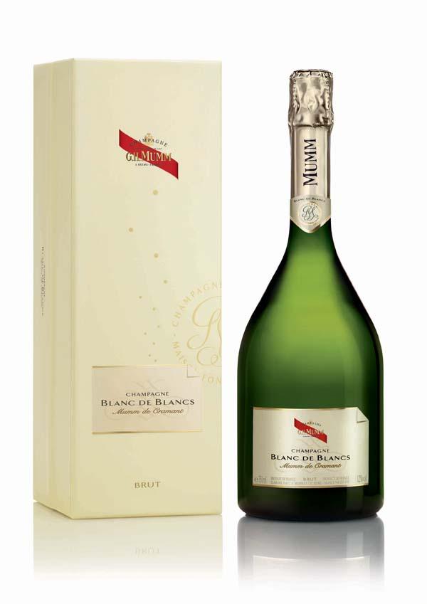 Blanc de Blancs Mumm Champagne Mumm Blanc de Blancs