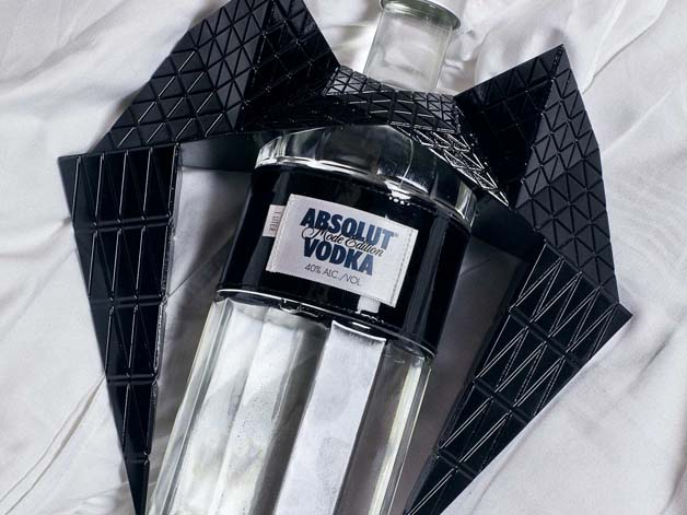Absolut Mode Edition x Gareth Pugh