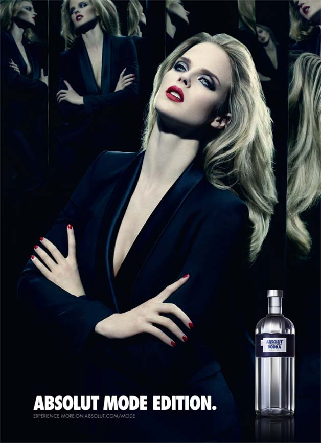 Absolut Mode Edition - Shannan Click