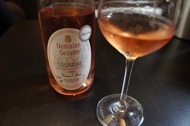 Domaine Octavie 2010, Touraine