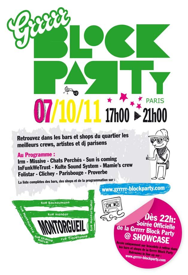 Grrrrr Block Party 2011