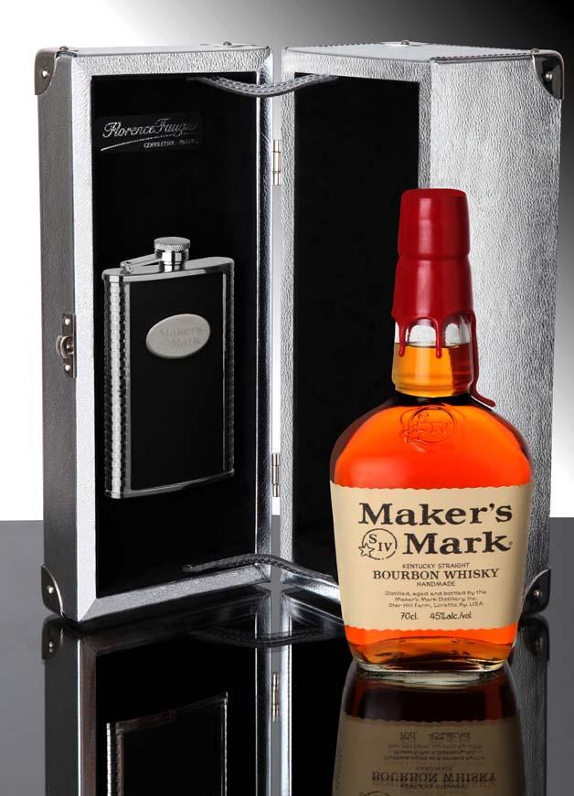 Maker's Mark x Florence Faugier