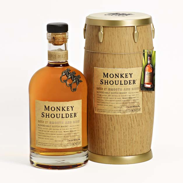 Monkey Shoulder Bongo Pack
