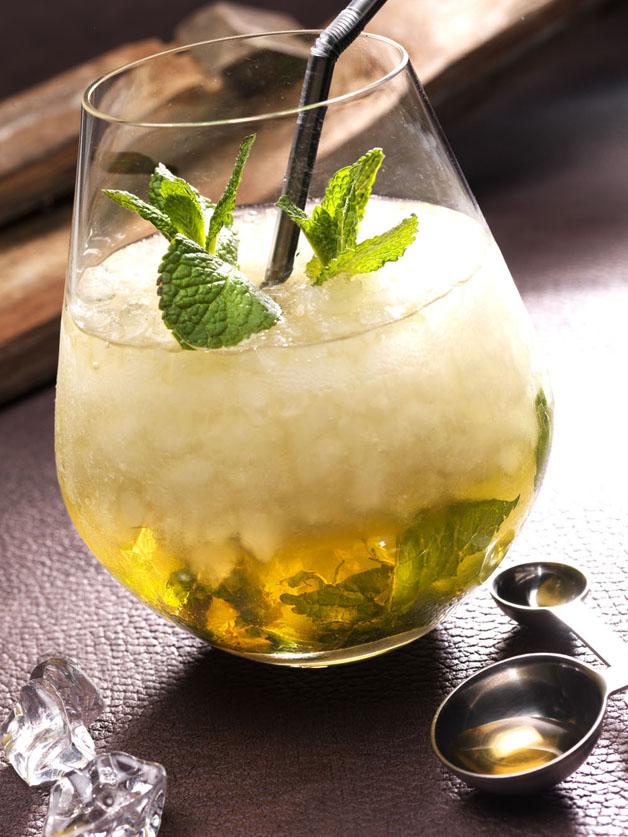 prescription julep cocktail julep moderne cognac julep cocktail the ...