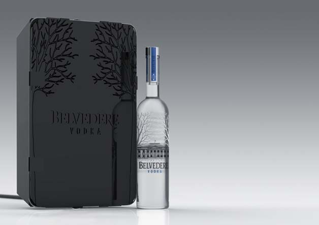 Belvedere Flashbox