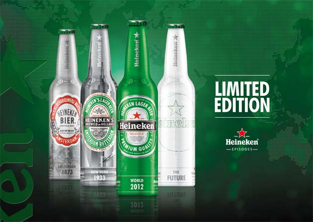 Heineken Limited Edition Episodes
