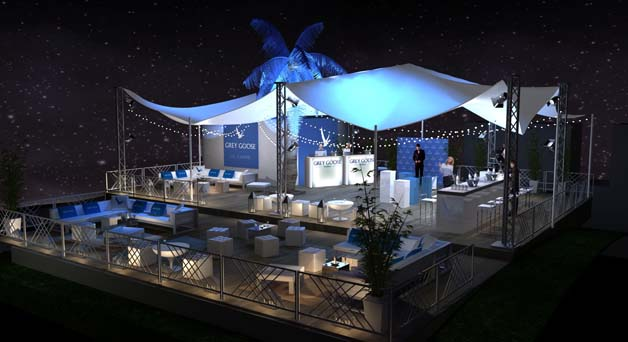Carr Grey Goose Cannes
