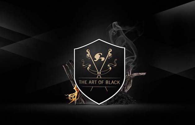 Johnnie Walker The Art of Black