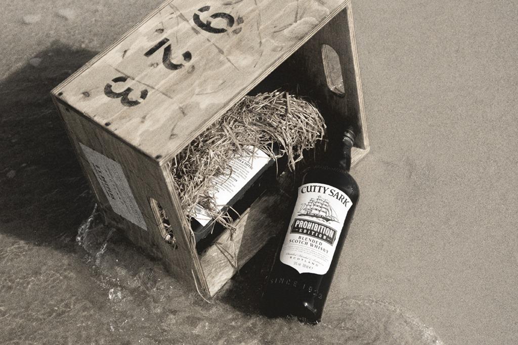 Resultado de imagen para cutty sark prohibition edition