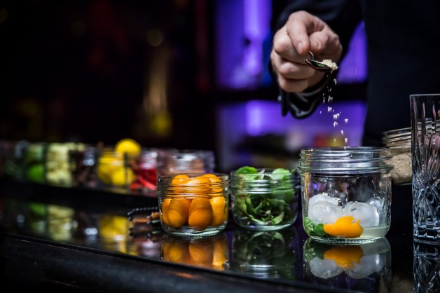 Sparkling Bar by barcardy