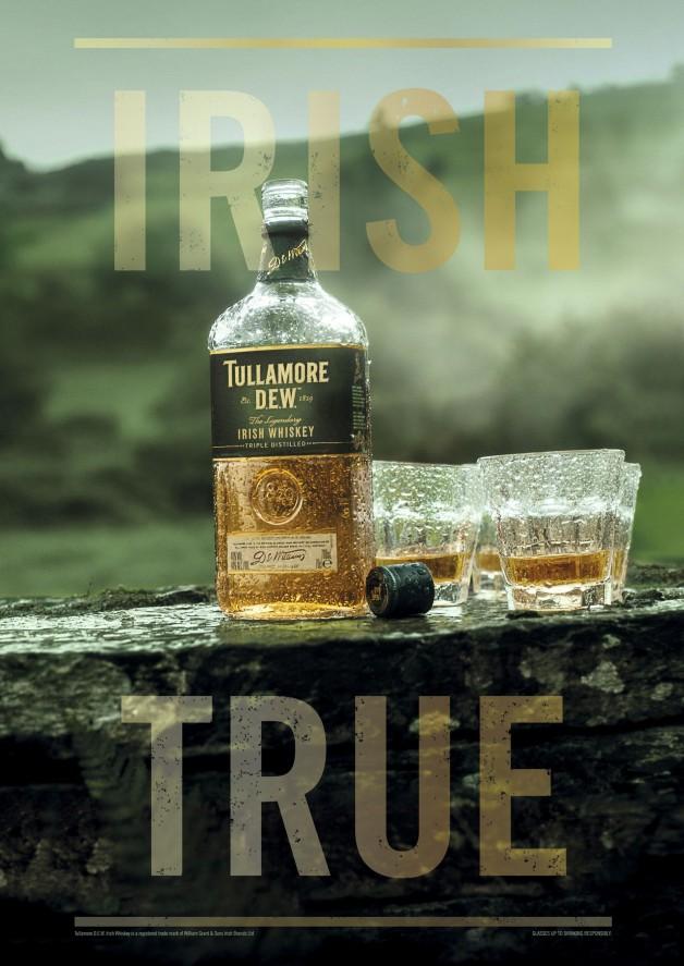 Tullamore dew parcelle irlande alambic magazine - Proprietaire d une parcelle ...