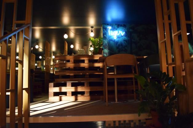 Tiger Paris Gin Cocktails Bar