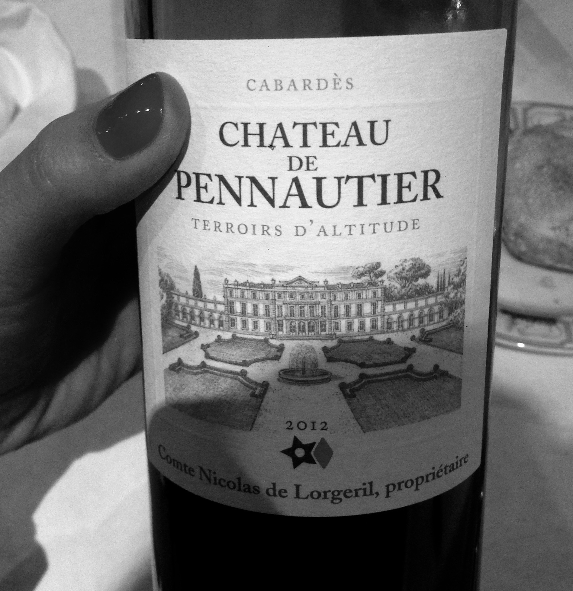 Terroir d'altitude Château de Pennautier