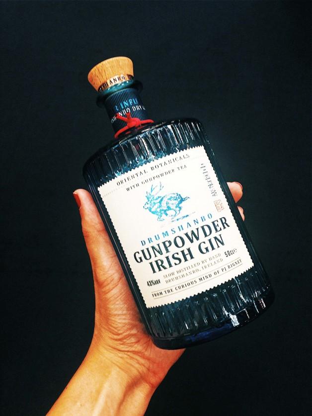 Vinexpo Gunpowder Gin