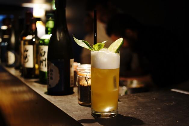 Cocktail Abuelo Pan-Uma City