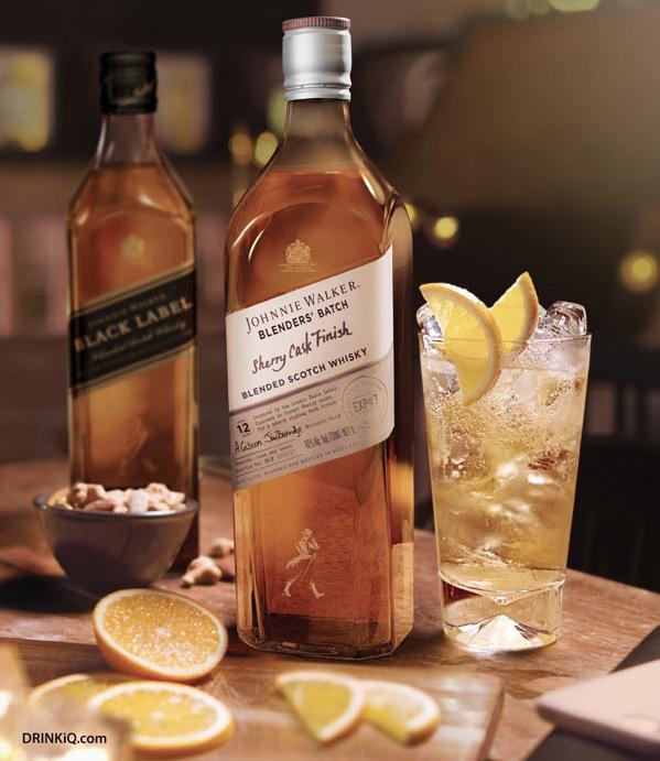 Johnnie Walker Blenders' Batch Sherry Cask Finish